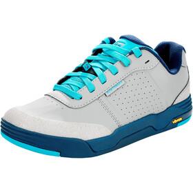 Bontrager Flatline MTB Shoes Women gravel/teal
